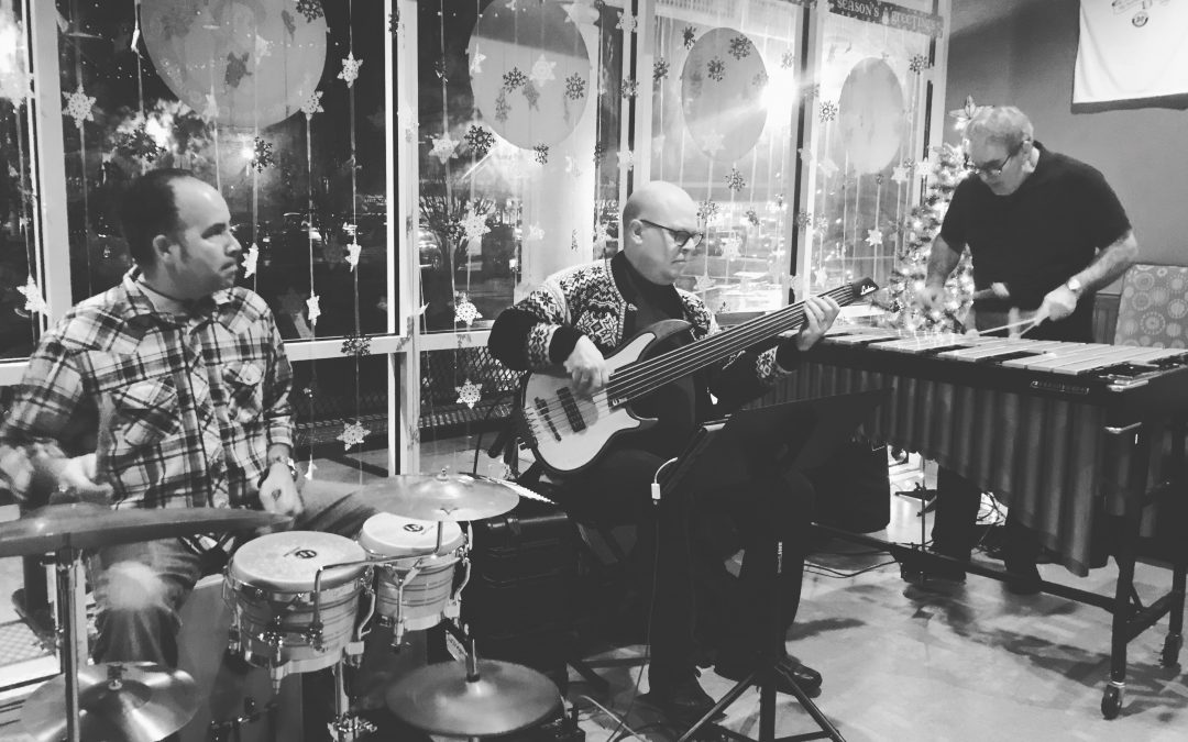 Orlando Cotto Jazz Trio December 28th 2019 at Los Compadres Restaurant