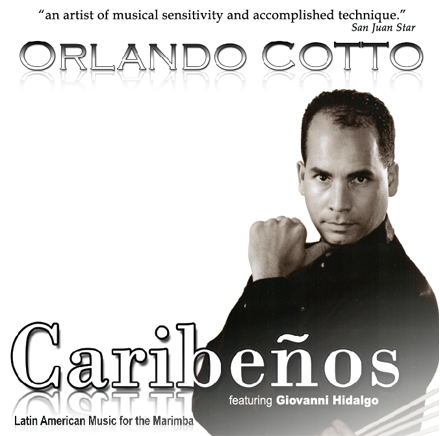 Caribenos CD Album